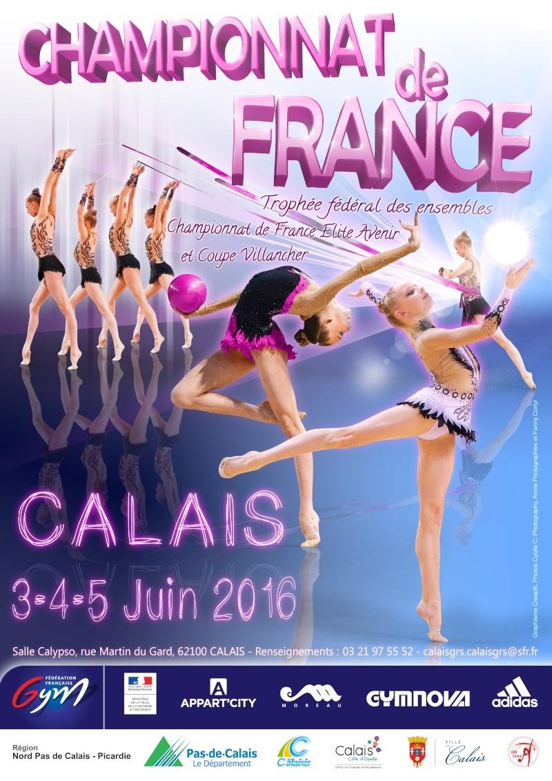 Championnat de France Ens Trophée, Villancher, Avenir 2016 à Calais - Page 2 Affich10