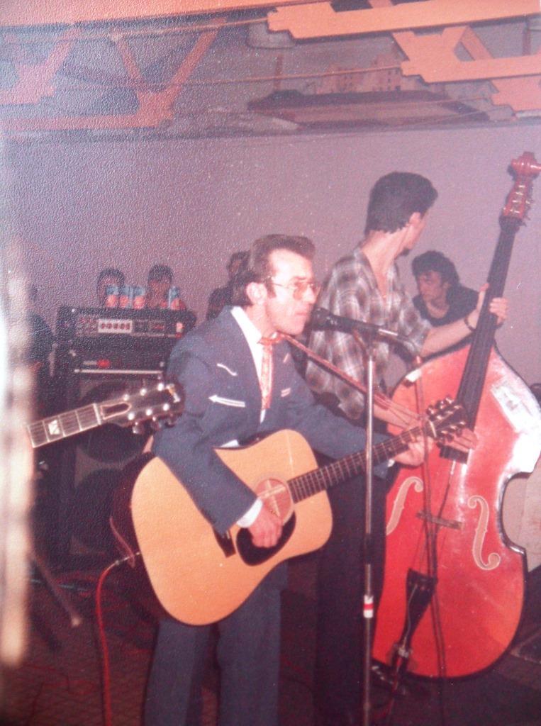Concert de Courcouronne 19 Janvier 85 Jerry_10