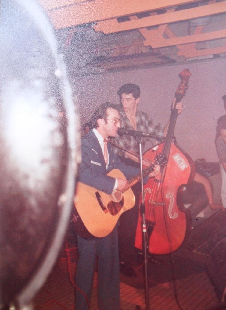Concert de Courcouronne 19 Janvier 85 Jerry_12