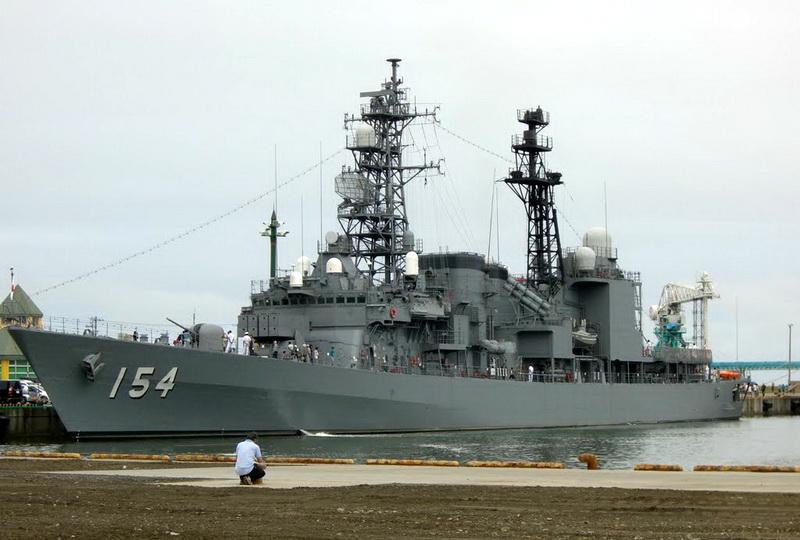 [JMSDF] Marine Japonaise actuelle et future - Page 7 0410
