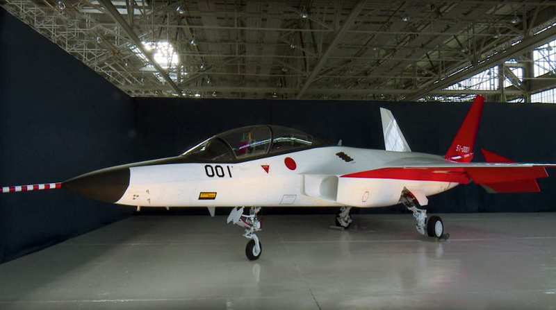 [Aviation] ATD-X Atdx11