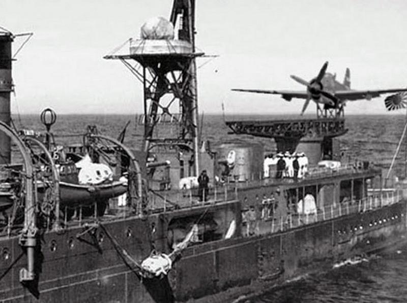 Croiseurs japonais - Page 2 Sendai10