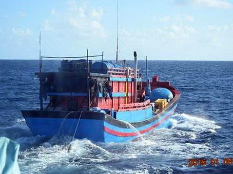 Garde-côtes taiwanais Spratl10