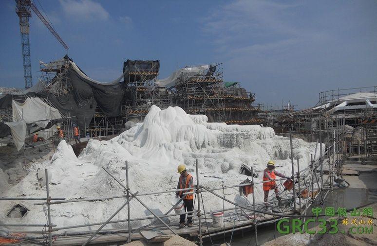 [Shanghai Disneyland] ADVENTURE ISLE (Soaring.../Roaring Rapids/Camp Discovery/Tarzan) 215