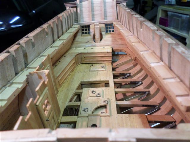 L'AMARANTE corvetta 12 cannoni 1\36 G.DELACROIX - Pagina 9 191_sm10