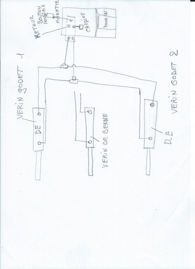 sch u00e9ma ou plan hydraulique