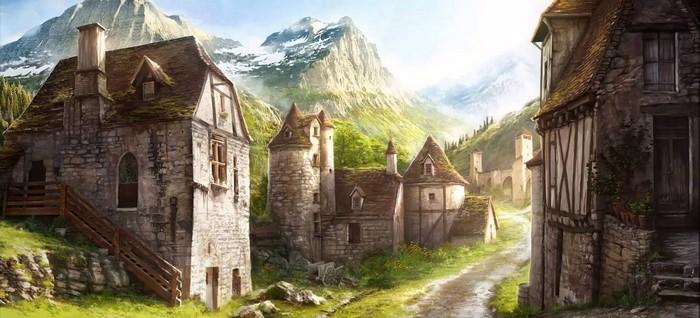Tag lossarnach sur Bienvenue à Minas Tirith ! Imloth11