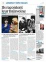 France Gall dans le Parisien pour les 30 ans de la mort de Balavoine 2016-010
