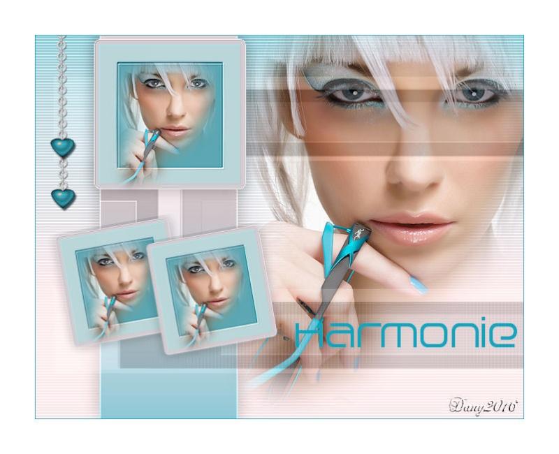 Tuto et Variante 11 Harmon10