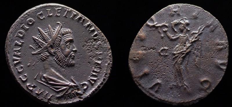 Aureliani de Lyon de Dioclétien et de ses corégents - Page 6 Ant04510