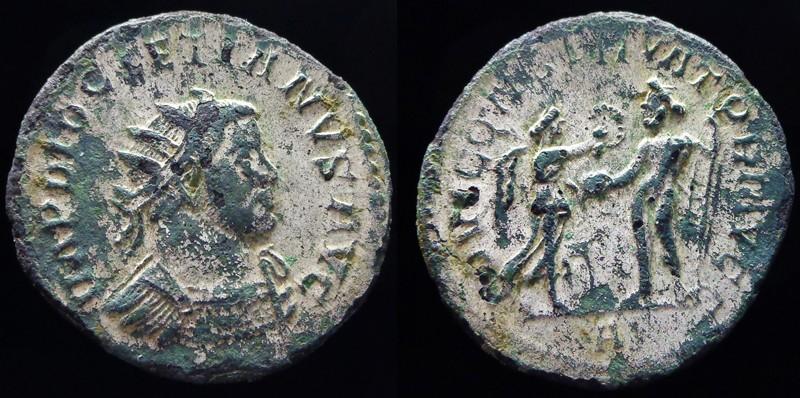 Aureliani de Lyon de Dioclétien et de ses corégents - Page 6 Ant04910
