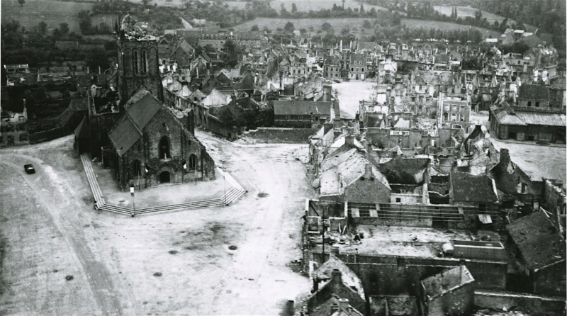 Juin 44, une bataille en Normandie - 11/05 à 5h - Montebourg Monteb10