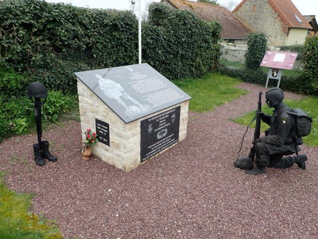 Juin 44, une bataille en Normandie - 11/05 à 5h - Montebourg P3210123