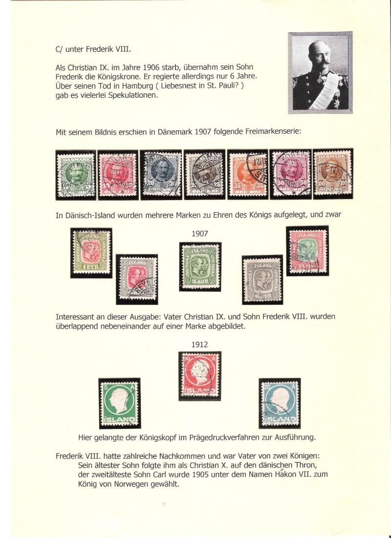 Nordische Königshäuser im Spiegel der Briefmarke 00117
