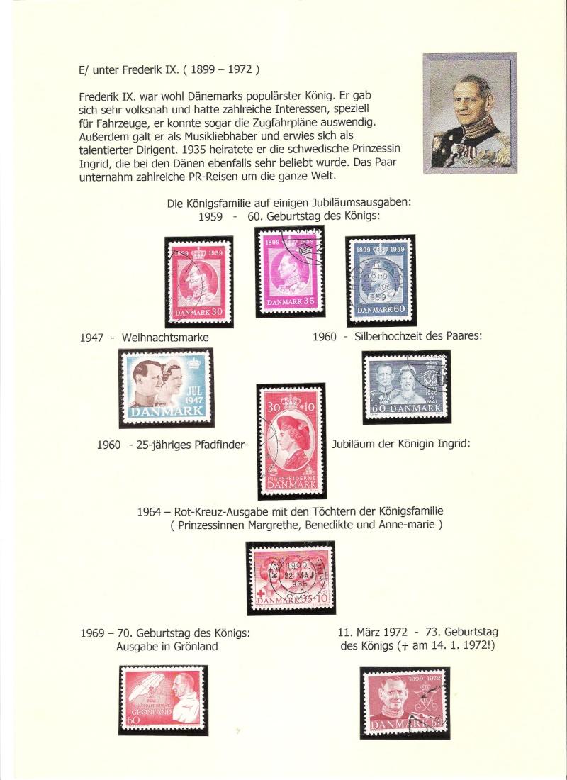 Nordische Königshäuser im Spiegel der Briefmarke 00318