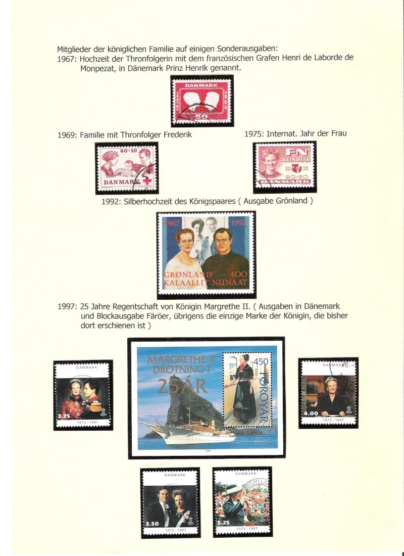 Nordische Königshäuser im Spiegel der Briefmarke 00516