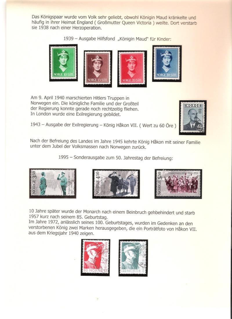 Nordische Königshäuser im Spiegel der Briefmarke 00715