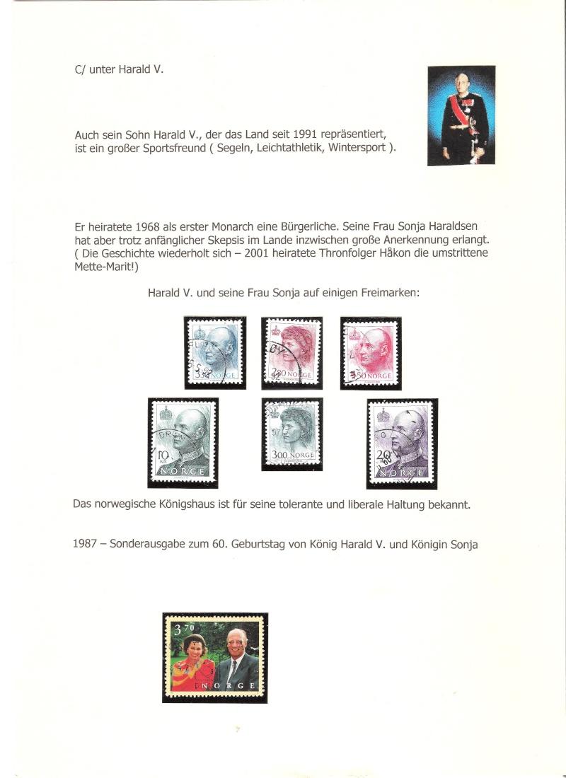 Nordische Königshäuser im Spiegel der Briefmarke 00915