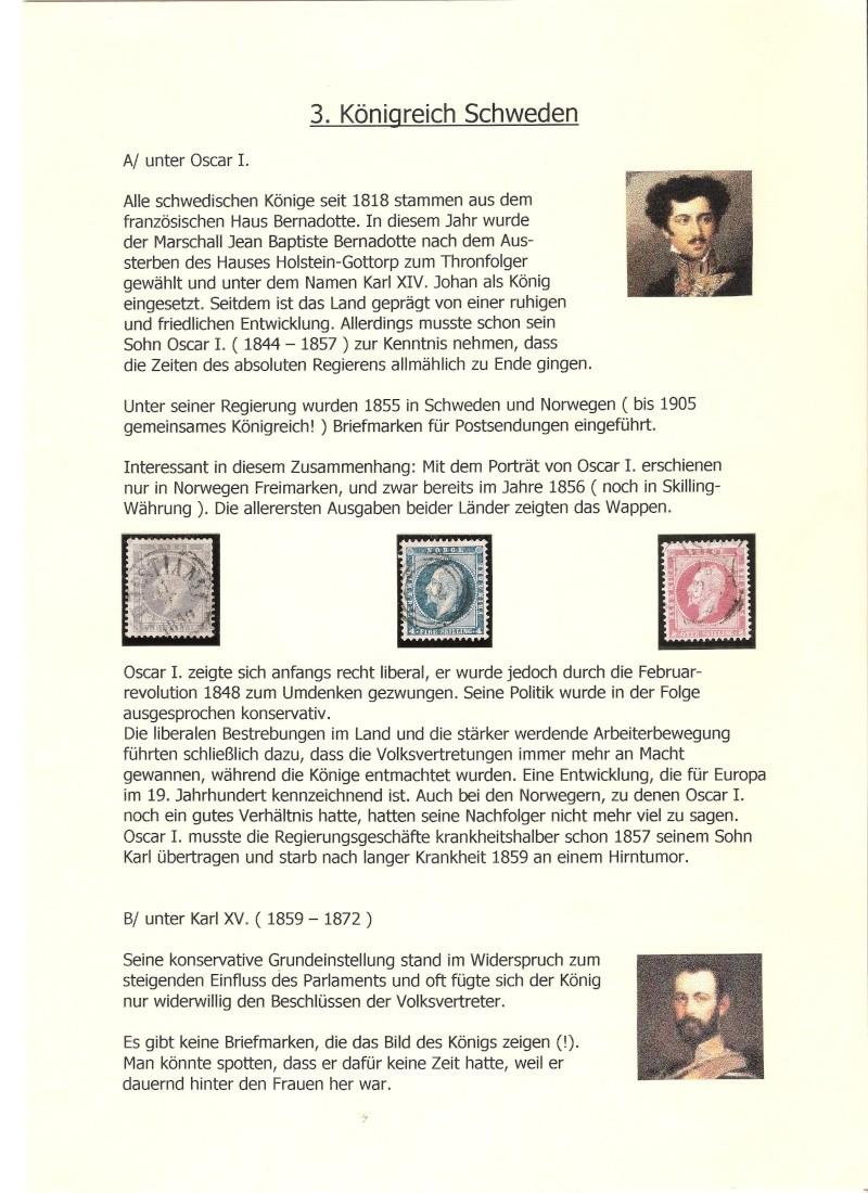 Nordische Königshäuser im Spiegel der Briefmarke 01014