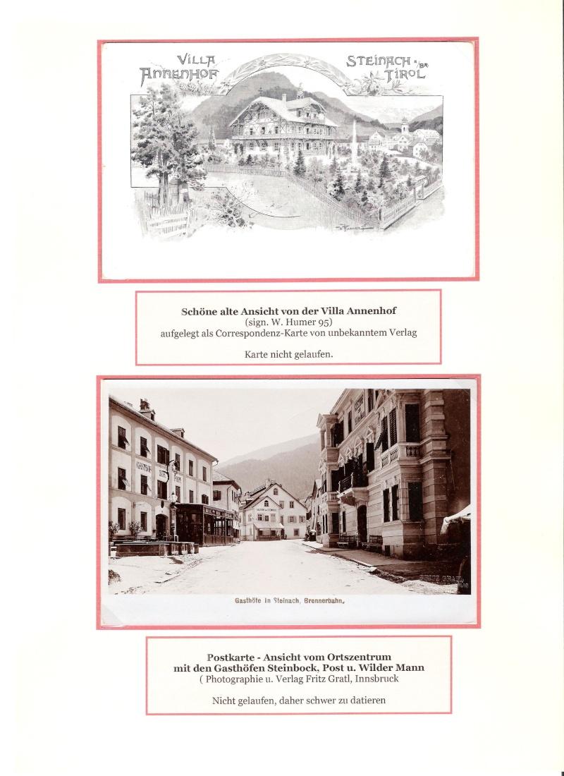 Alte Ansichten von Steinach - Mein Heimatort ganz nostalgisch 01210