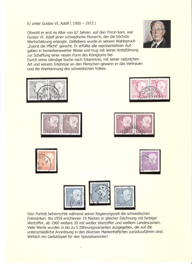 Nordische Königshäuser im Spiegel der Briefmarke 01412