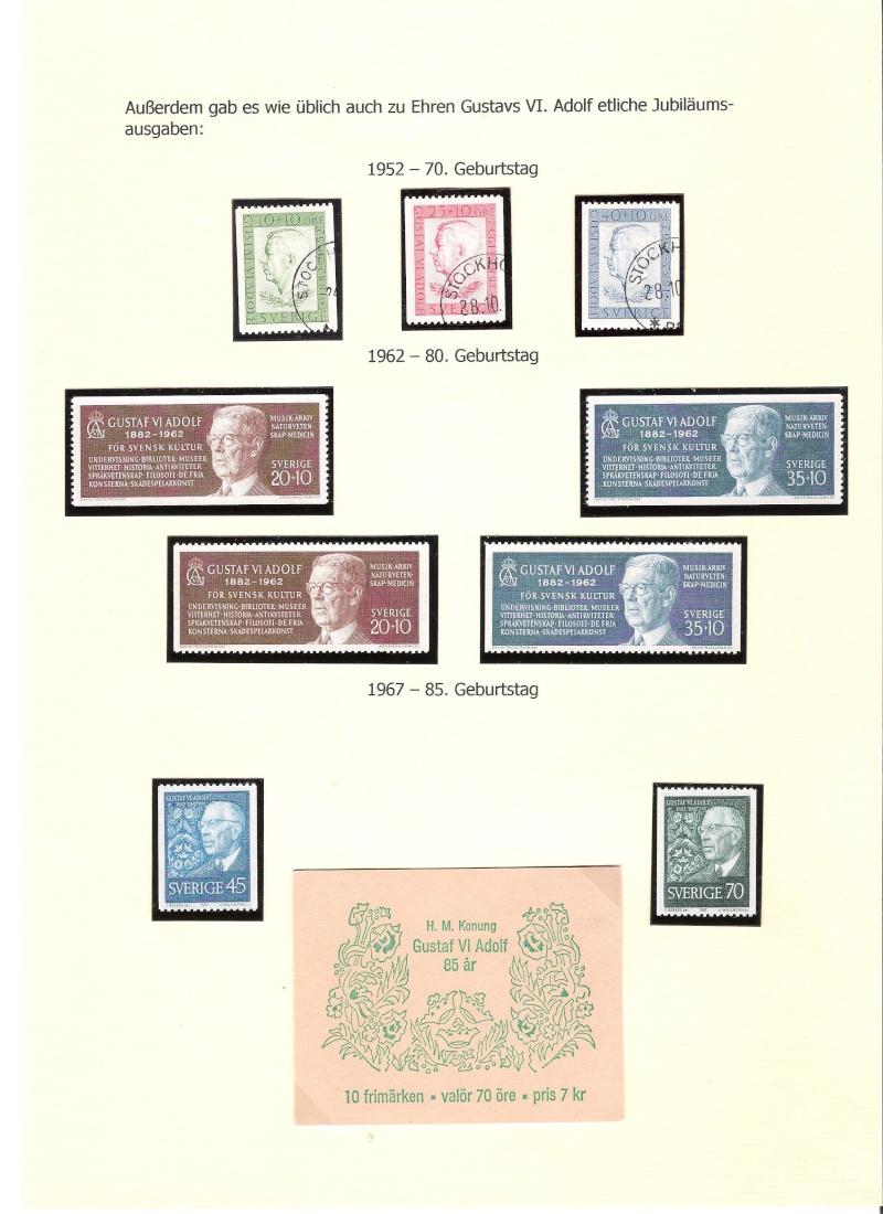 Nordische Königshäuser im Spiegel der Briefmarke 01511
