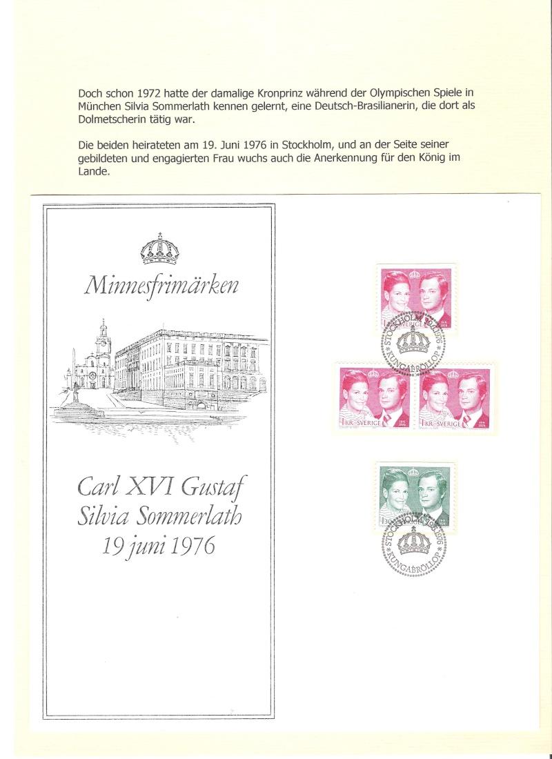 Nordische Königshäuser im Spiegel der Briefmarke 01811