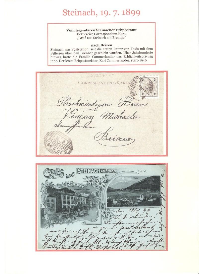 Alte Ansichten von Steinach - Mein Heimatort ganz nostalgisch 01910