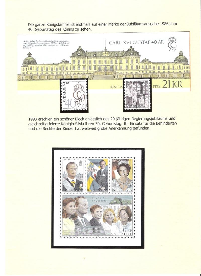 Nordische Königshäuser im Spiegel der Briefmarke 02011