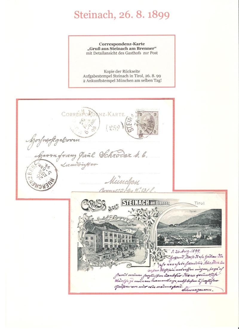 Alte Ansichten von Steinach - Mein Heimatort ganz nostalgisch 02210