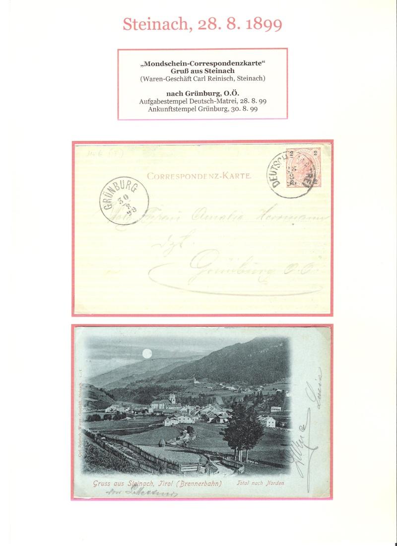 Alte Ansichten von Steinach - Mein Heimatort ganz nostalgisch 02310