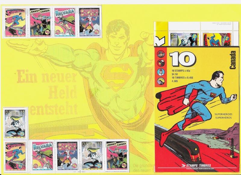 Unsterbliche Comichelden Comic210
