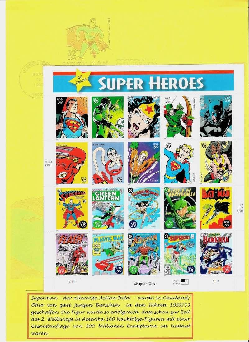 Unsterbliche Comichelden Comic310