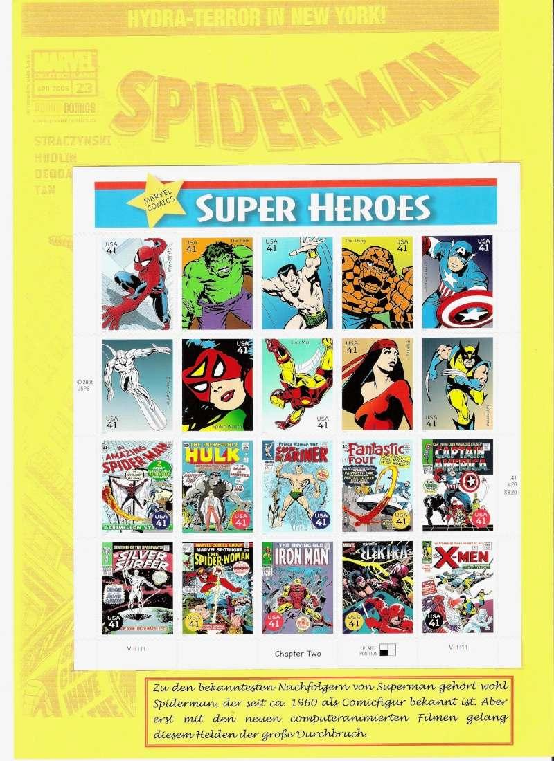 Unsterbliche Comichelden Comic410