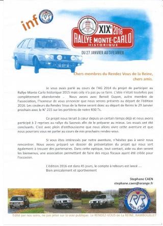 Rallye Monte Carlo Historique 2016 - Benoît/Stéphane - Page 2 00114