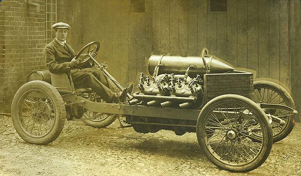 Darracq - V8 de 25 litres Darrac10