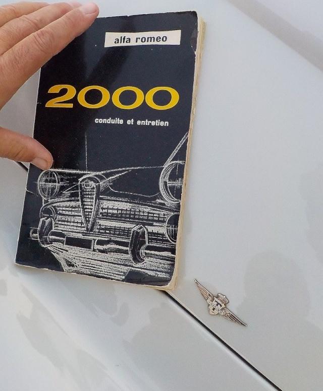 Alfa Romeo Spider 2000 Touring Dscn1810