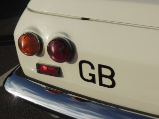 Reliant Scimitar GT/GTE (1964-1986) Dscn5117