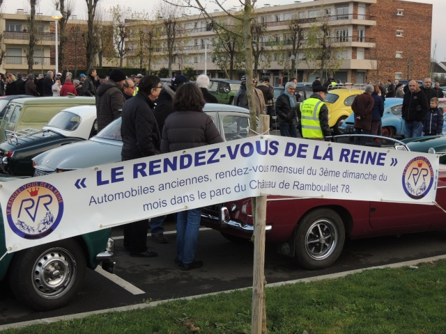 L'association LE RENDEZ-VOUS DE LA REINE Dscn5419