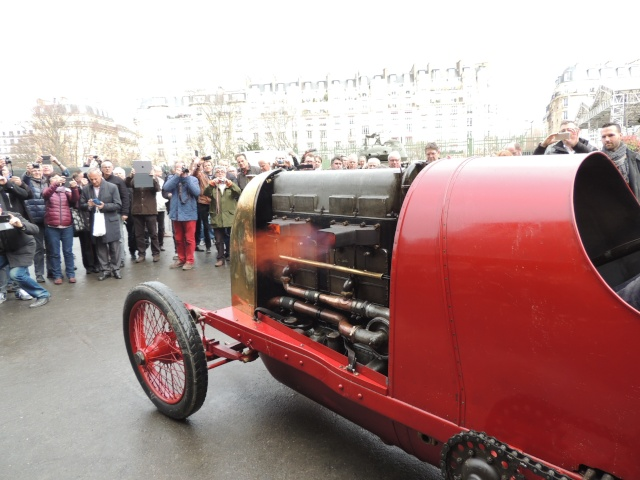 La bête de Turin,  Fiat S76 Record Dscn5823