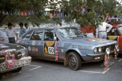 Rallye Monte Carlo Historique 2016 - Benoît/Stéphane - Page 2 London10