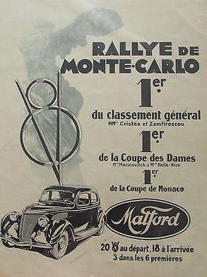 Rallye Monte Carlo Historique 2016 - Benoît/Stéphane - Page 5 Matfor12
