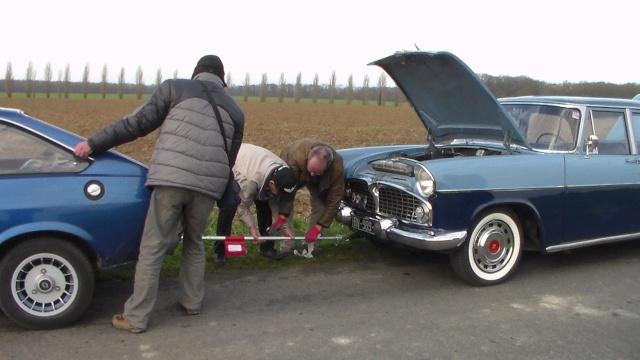 Assistance prototype 86ème Rendez-Vous Rallye Monte Carlo Remorq11
