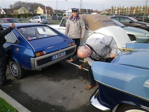 Assistance prototype 86ème Rendez-Vous Rallye Monte Carlo Remorq15