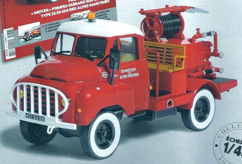Les Plus Beaux Camions de Sapeurs-Pompiers (Hachette) Pomp3610