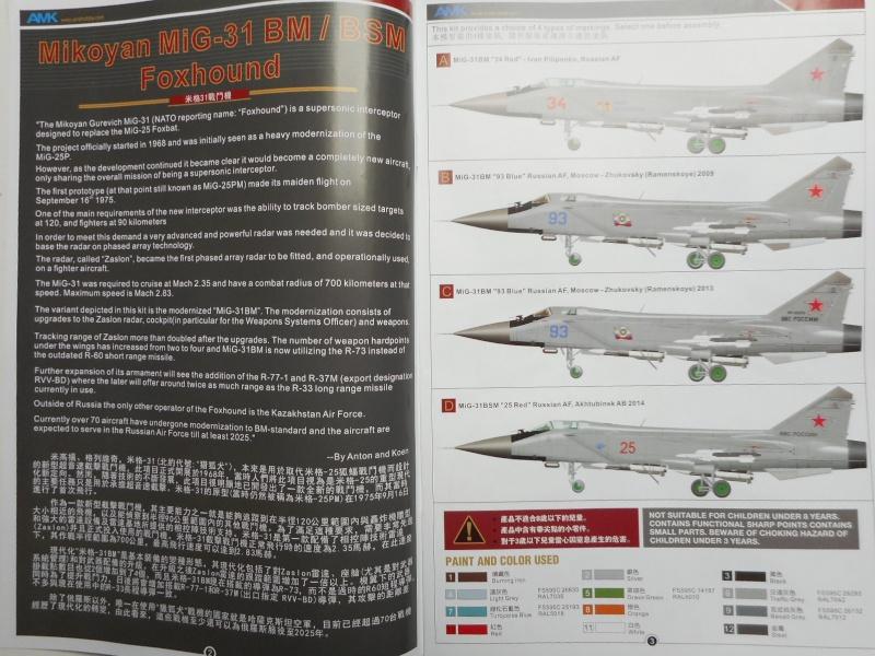 Mig 31 - AMK - 1/48 Dscn9515