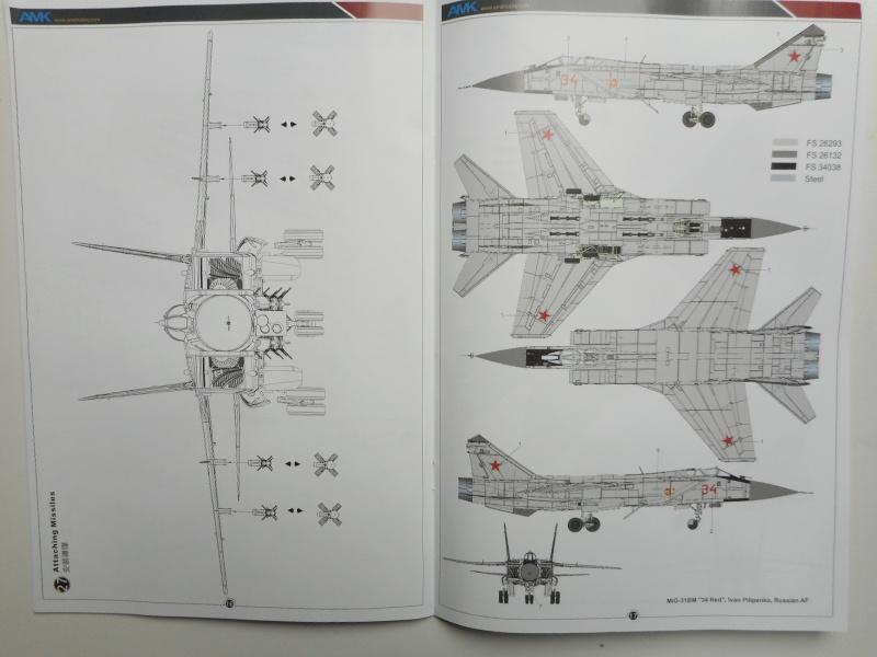 Mig 31 - AMK - 1/48 Dscn9517
