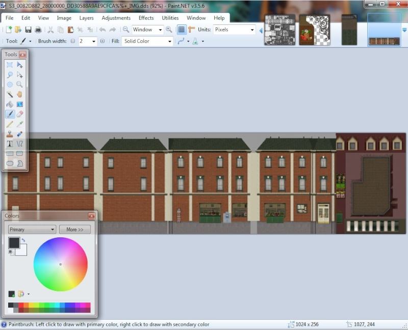 Tutorial: Recolouring Rabbitholes by Piddlesam  Paint_10