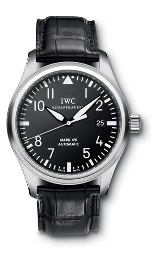 Avis - IWC Mark XVI vs. Rolex Explorer I Iwc-ma10