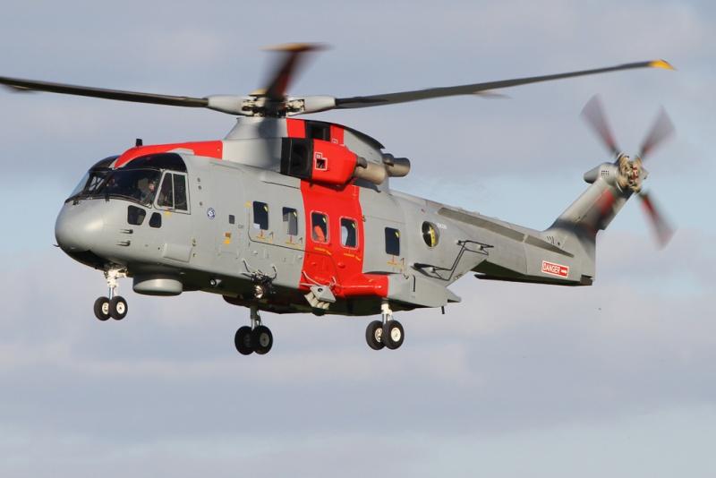 Merlin AW-101 [SAR] B-81010